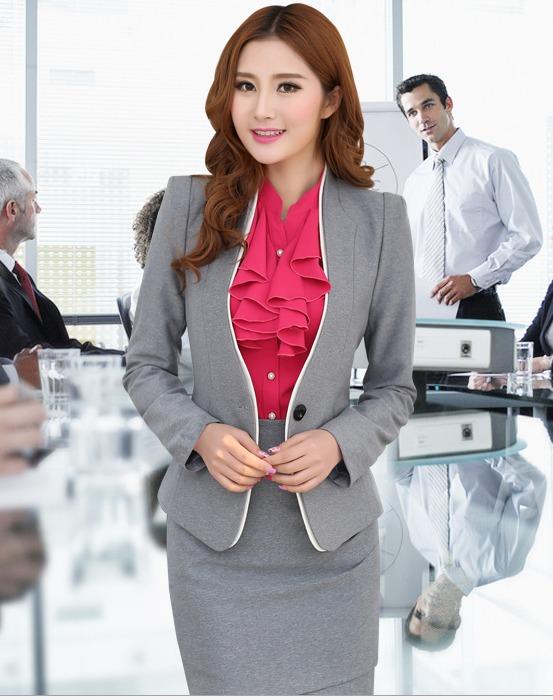 职业女装 工衣 广州制服 广州工衣